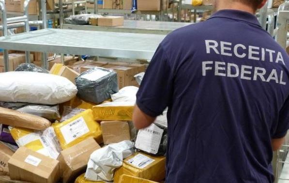 Resultado de imagem para receita federal importação
