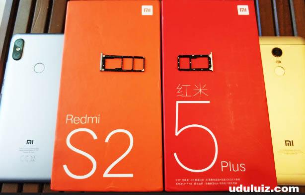 Qual melhor? Principais diferenças Xiaomi Redmi 5 Plus vs Redmi S2